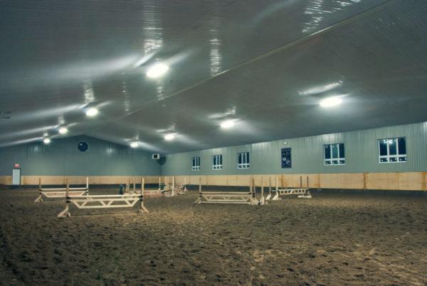 Projet-Centre equestre des Mille-iles